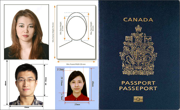 Passport-photos